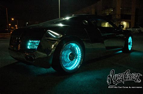 west coast customs upholstery guy glow in the dark rims nissan forums nissan forum