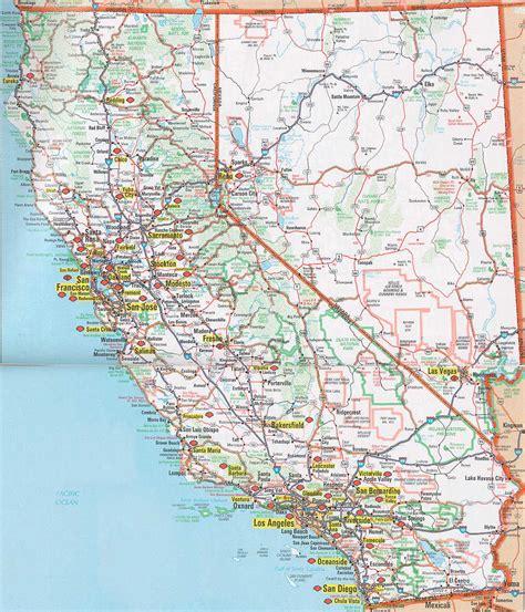 california map distances high plains drifter may 2010