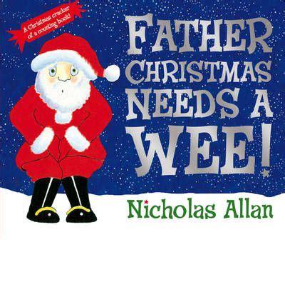 libro father christmas needs a father christmas needs a wee casa de tol s