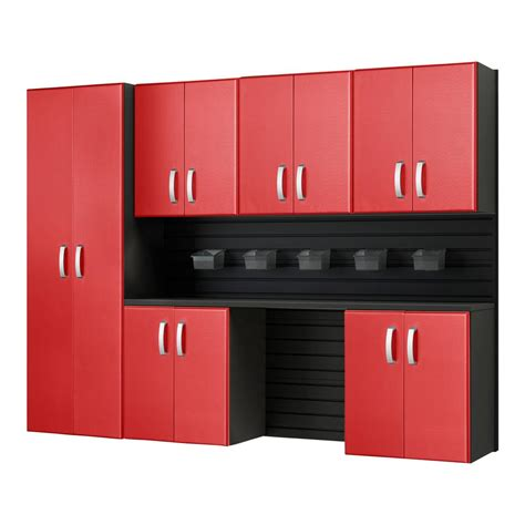 wall mounted garage cabinets flow wall modular wall mounted garage cabinet storage set