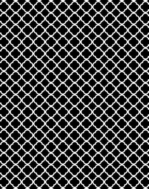 quatrefoil pattern image doodlecraft freebie digi patterns backgrounds polka dots