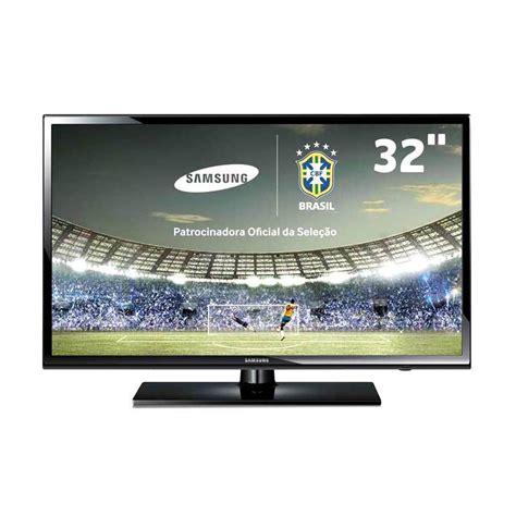 Tv Led Samsung Bisa jual samsung 32 quot led tv ua32fh4003 harga kualitas terjamin blibli