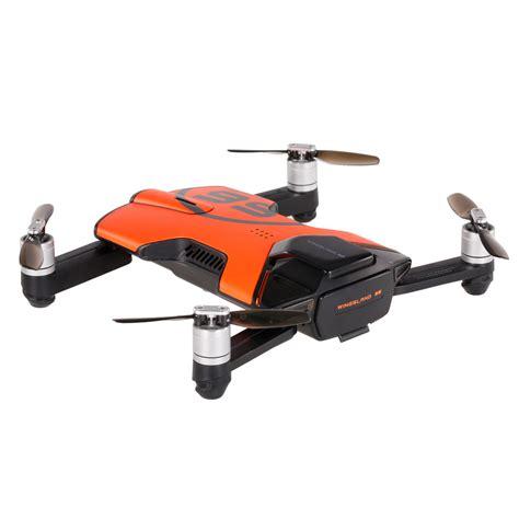 Wingsland S6 Pocket Selfie Drone Wifi Fpv With 4k Termurah orange wingsland s6 pocket selfie drone wifi fpv with 4k 13mp hd optical flow gps smart