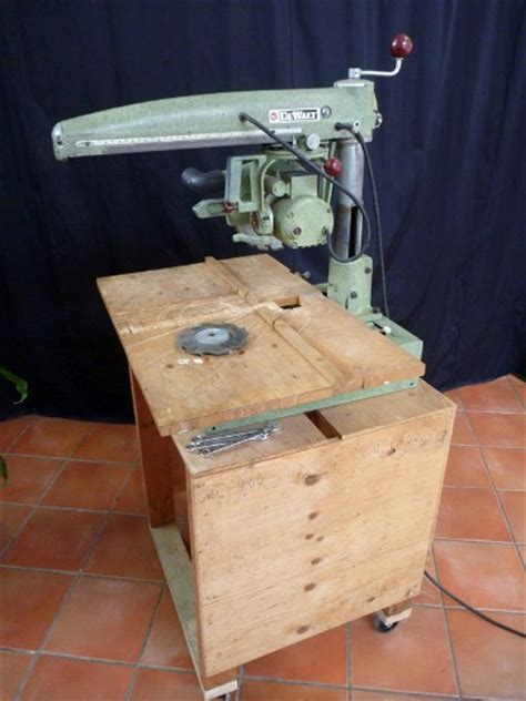 This Radial Arm Saw Table Top Plans