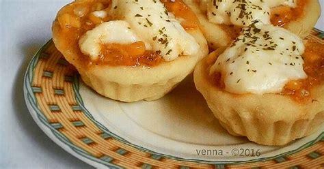 Cetakan Pie Buah Pie Kecil 7cm resep cup bread isi ayam jagung oleh venna budiman cookpad