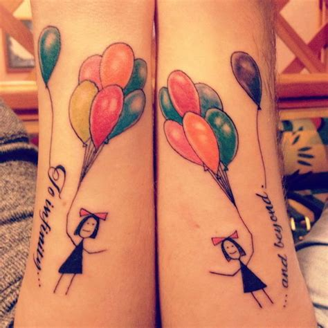 unique best friend tattoos 40 creative best friend tattoos hative
