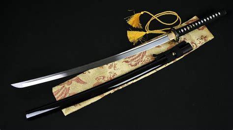 Handmade Japanese Samurai Swords - handmade japanese samurai katana musashi sword folded