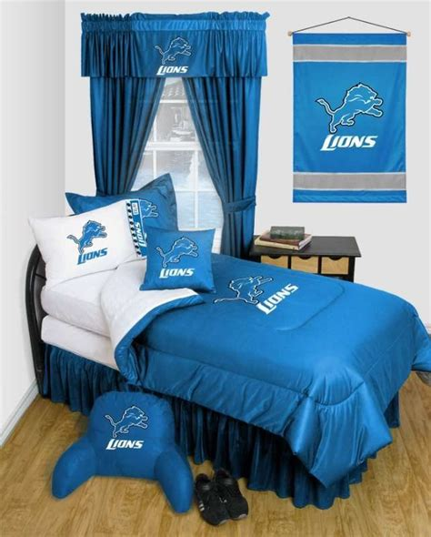 detroit lions bedding 17 best images about detroit lions on pinterest football season kid and wall hangings