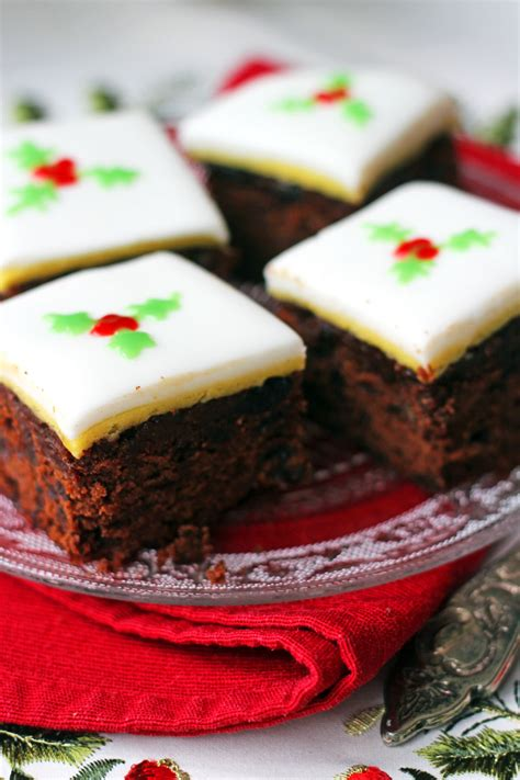 christmas chocolate and orange fruitcake supper in the suburbs