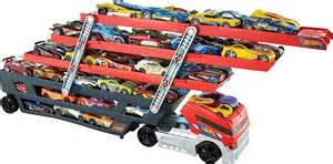 Hot Wheels Mega Fahrzeug Transporter  Shop Hot Wheels Cars