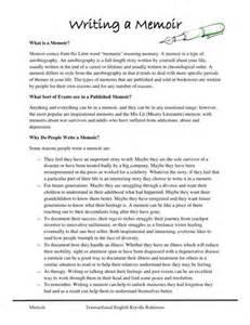 Memoir Essays by Memoir Essay Exles Of Utah