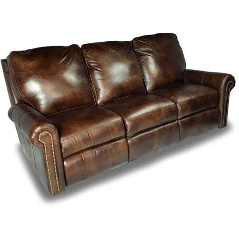 smith brothers leather reclining sofa smith brothers reclining sofa vander berg furniture and