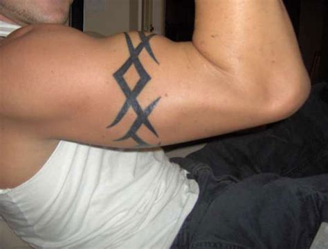 simple tribal arm tattoos 30 splendid armband tattoos creativefan