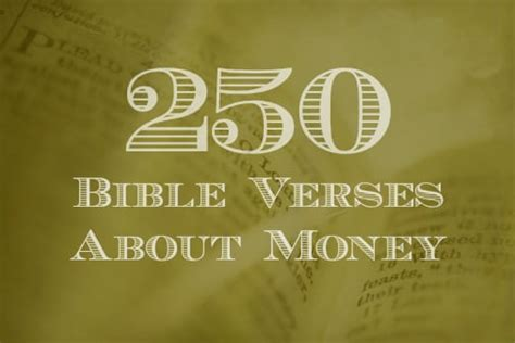 Bible Quotes About The Of Money by Biblical Quotes About Wealth Quotesgram