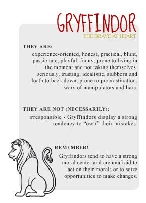 harry potter house descriptions harry potter hogwarts gryffindor hufflepuff slytherin