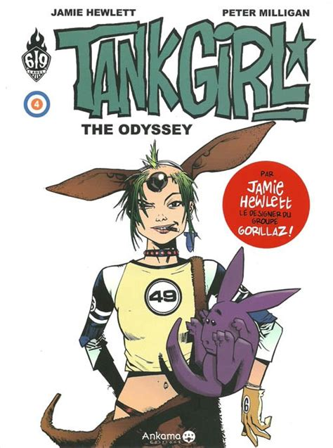 themes in book 4 of the odyssey tank girl 4 the odyssey