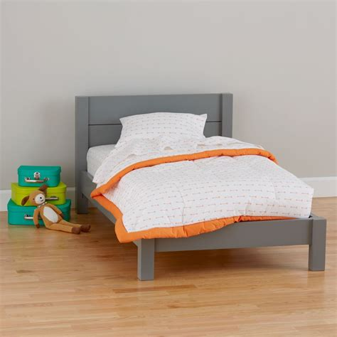 toddler beds with mattress toddler beds the land of nod