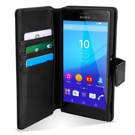 Sony Xperia M4 M4 Aqua Premium Casing Cover Bumper Sarung 1 olixar premium genuine leather sony xperia m4 aqua wallet black