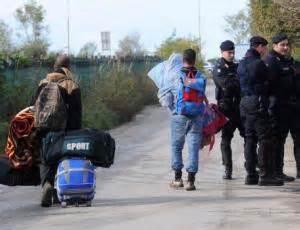 questura di pisa ufficio immigrazione marocchino esce dal carcere di spoleto la polizia lo