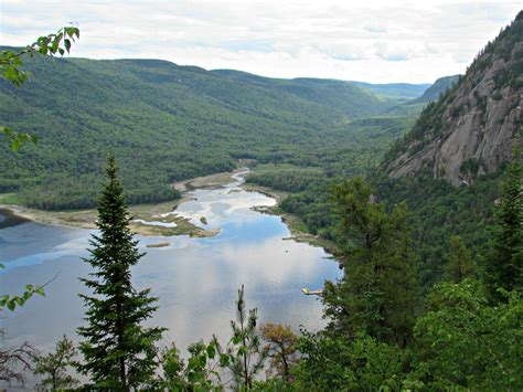fjord quebec hiking in the saguenay fjord sepaq carlas canvas