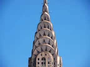 Building Chrysler The Grandeur Of The Chrysler Building New York