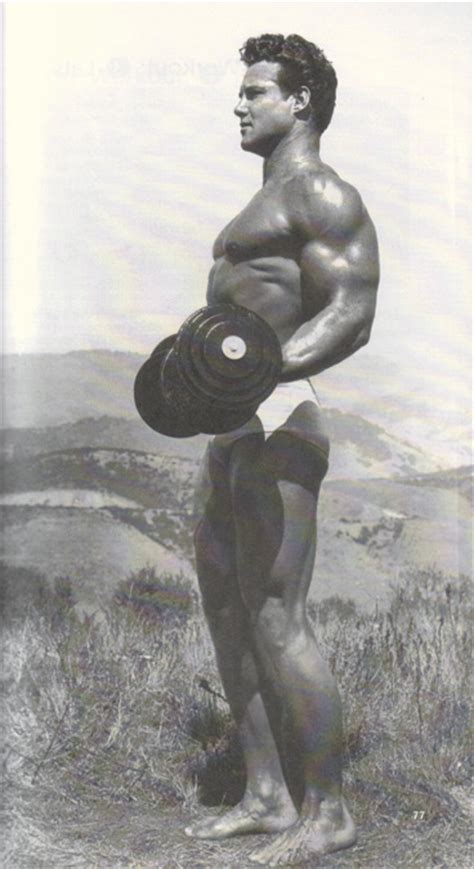 steve reeves bench press exles of the fully developed quot high pecs quot page 2