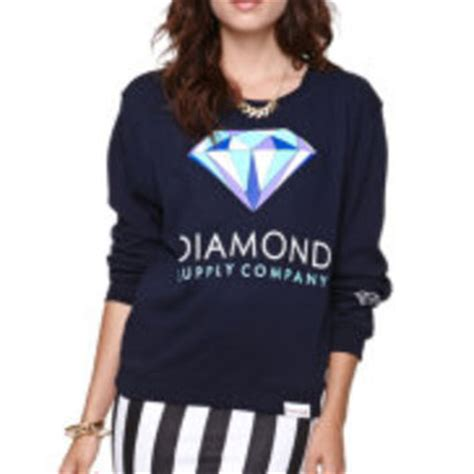 diamond supply co mill tee at pacsun com from pacsun tops diamond supply co womens clothing from pacsun stuff i like