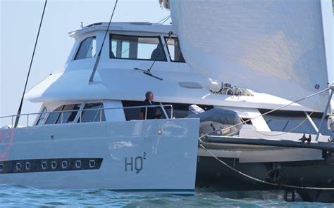 catamaran sailing reviews open ocean 750 sailing catamaran review dutoit yacht design
