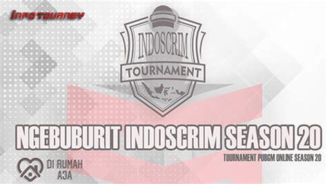 turnamen pubg mobile indoscrim season