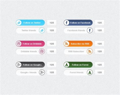 web layout button web button design 03psd layered free psd in photoshop psd