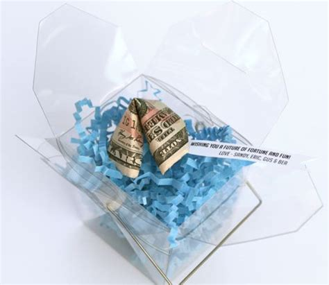 origami fortune cookie fortune cookie origami money invitations ideas