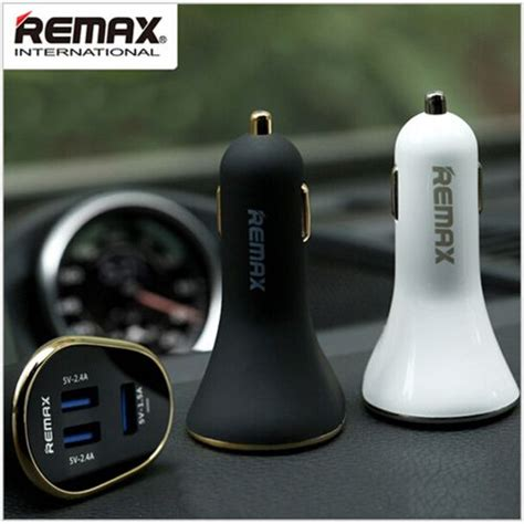 Car Charger Remax Charger Mobil Series Car Charger 3 Usb 4 2a remax 3 ports series usb car charger shopping