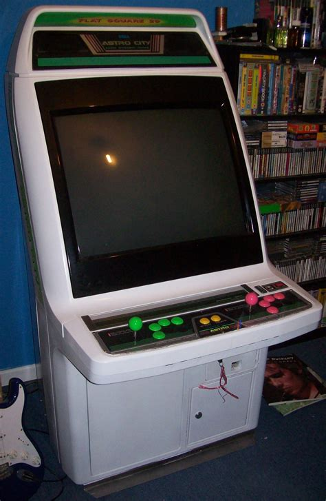 cabinet and city sega blast city cabinet from 1996 a machine that s high on my wishlist arcade related