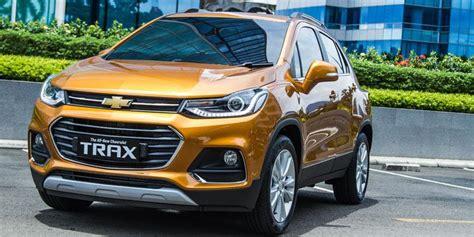 Cofc Mba Reviews by Detail Chevrolet Trax 2017 Til Lebih Sporty Kompas