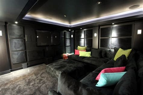 Implementation of Home Theater ? Ideas and tips for better interior design Interior Design