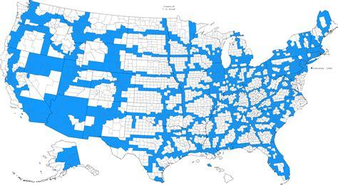 map of us interstates interstate highway counties twelve mile circle