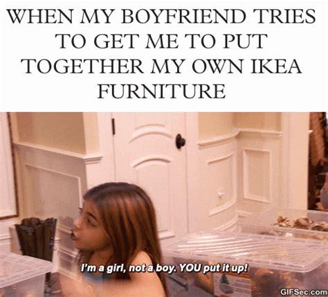 Ikea Meme - funny gif ikea