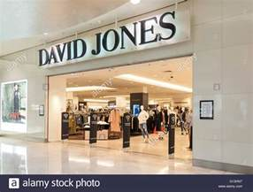 entrance to david jones department store westfield