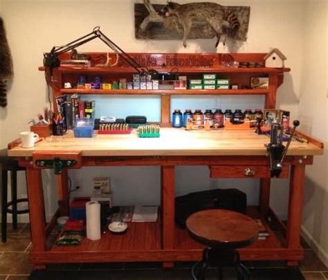 reloading bench top 138 best images about hunting reloading room ideas on