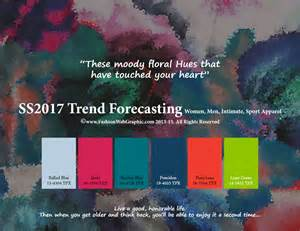 summer 2017 color trends pantone ss2017 trend forecasting on behance