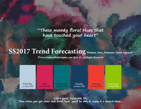 2017 trend forecast ss2017 trend forecasting on behance