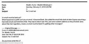 Daily Mail News Desk Contact by Clinton S 7 000 Email Pages Revealed Including