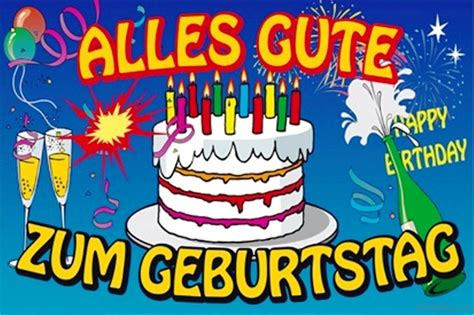 How To Wish Happy Birthday In German 26 German Birthday Wishes