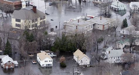 Rhode Island Swamped by Record Rain   The New York Times