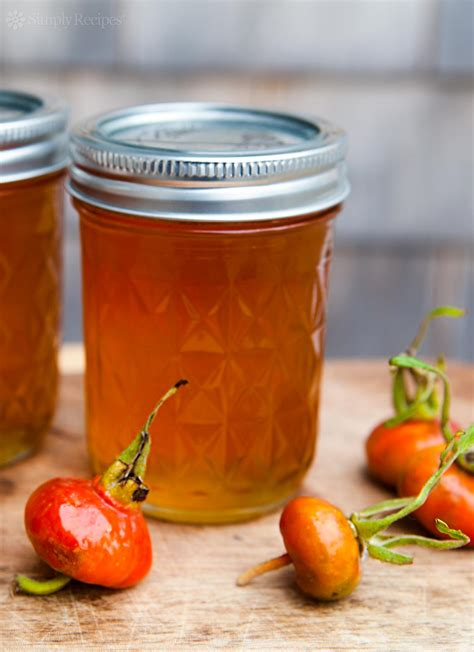 rose hip jelly and jam recipe dishmaps