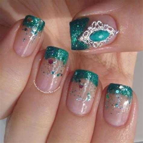 imagenes de uñas decoradas verde jade u 241 as de porcelana fotos de modelos de decoraci 243 n 32 40