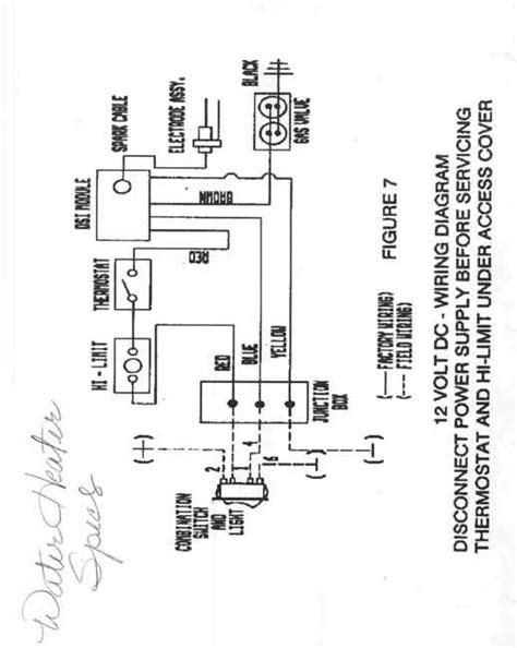 wiring diagram for a water heater get free image about