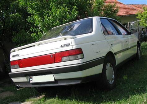 pozso auto megb 237 zhat 243 j 243 p 246 zs 243 peugeot 405 1987 totalcar aut 243 s
