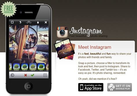 instagram full version for android instagram for android finally arrives free to download