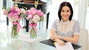 kris aquino kitchen collection dominique cojuangco debuts collection as a designer preview